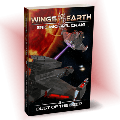 Dust of the Deep -  Wings of Earth: 2 - Personally Autographed for You