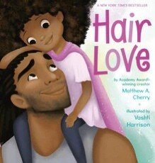 Hair Love (Hard Cover)