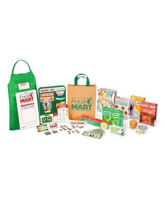 Fresh Mart Grocery Store Toy Set