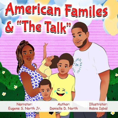 """American Families & """"The Talk"""" (Paperback) PRE-ORDERS"""