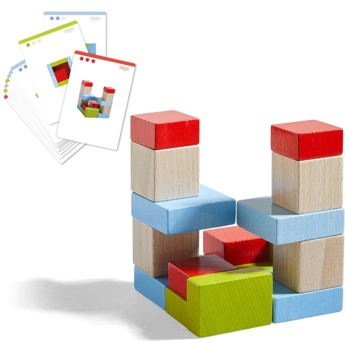 Four by Four Building Blocks