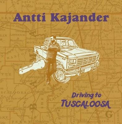 Driving To Tuscaloosa - CD