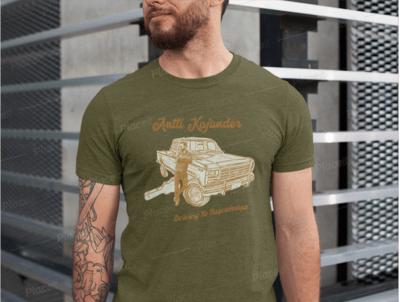 Driving To Tuscaloosa - CD + T-Shirt Bundle