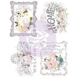 Prima Decor Transfer: Floral Home