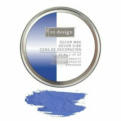 Decor Wax: Gravity (Blue)