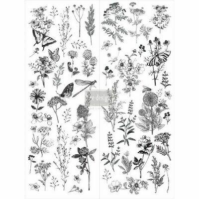 Prima Decor Transfer: Spring Meadow Life
