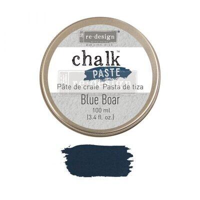 Chalk Paste: Blue Boar