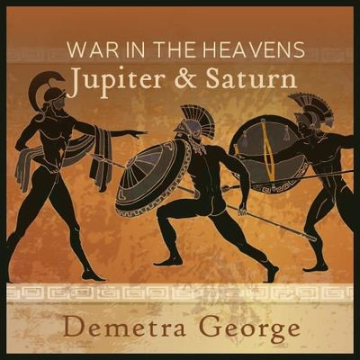War in the Heavens in 2020 - The Epic Battle between Saturn and His Sons Jupiter and Pluto