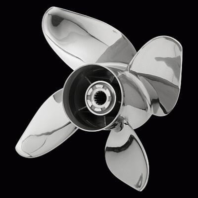 PowerTech! OFX4 Stainless Propeller Yamaha 350