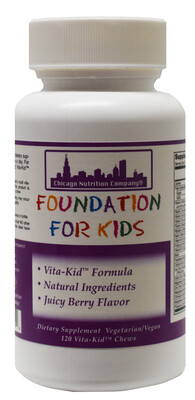 Foundation For Kids - BERRY