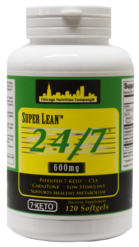 SuperLean 24/7 120 Softgels