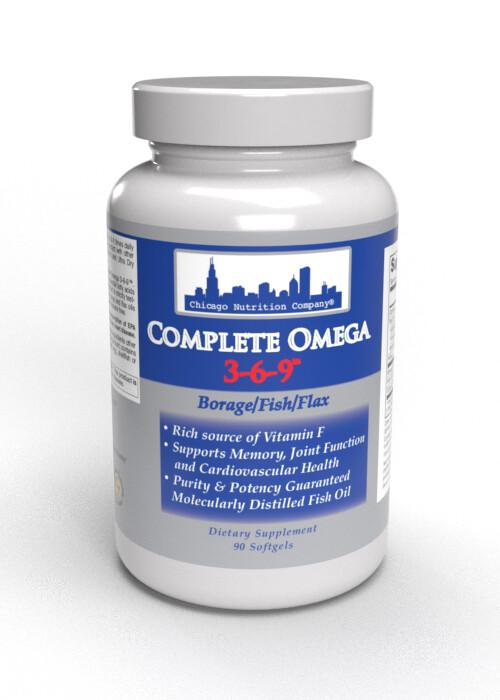 Complete Omega 3-6-9