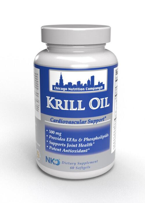 Neptune Krill Oil 500 mg - 60 Soft Gels