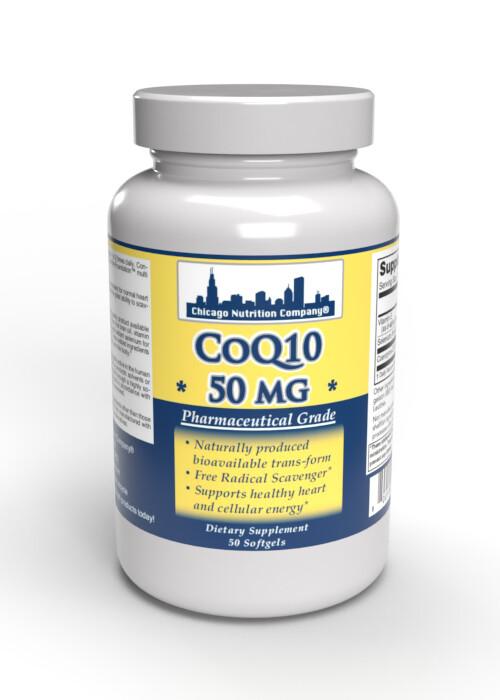 CoQ10  50 mg