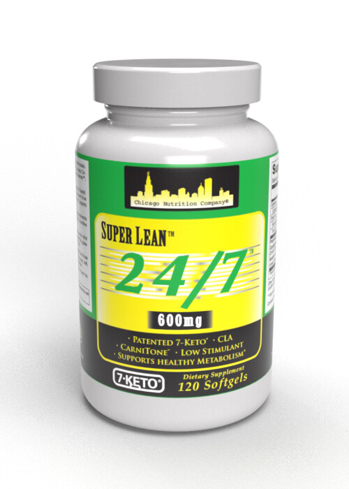 SuperLean 24/7 120 Softgels
