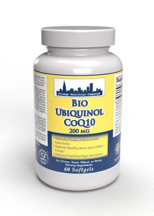 Bio Ubiquinol CoQ10 200 MG