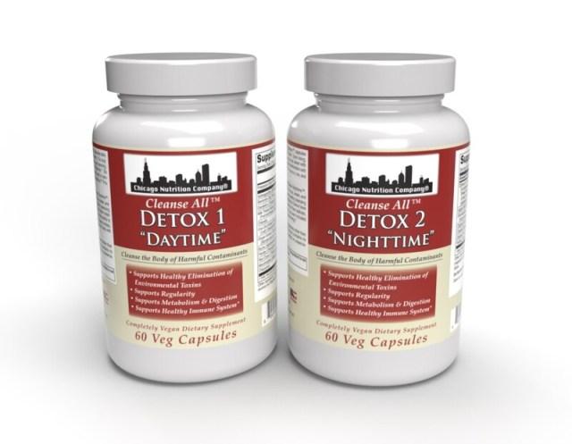 Cleanse All Detox Kit