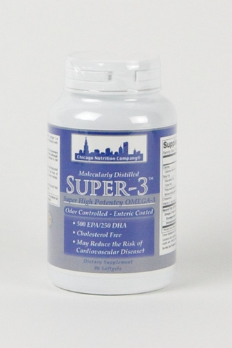 Super-3 Fish Oil