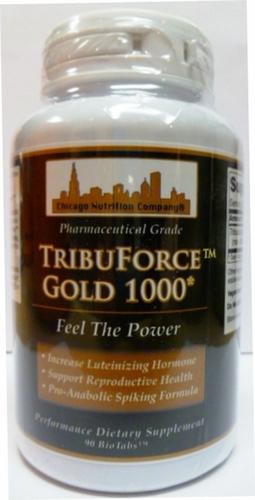 TribuForce Gold 1000mg