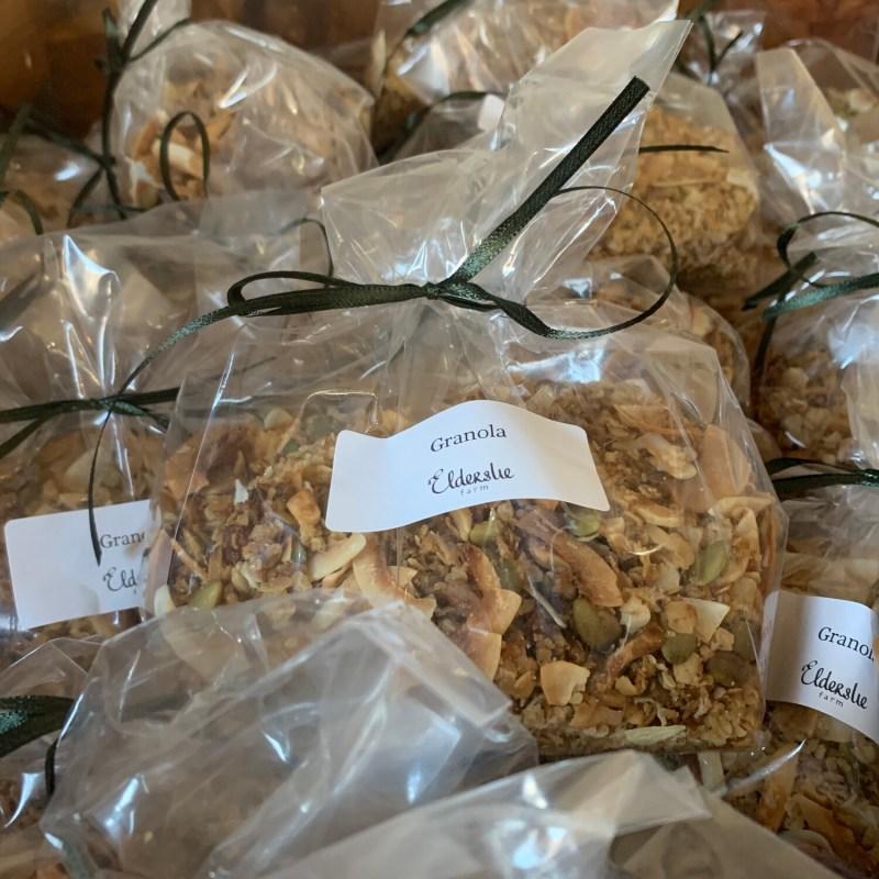 Nutty Granola - 1/2 lb