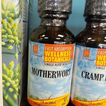 Motherwort 1 oz