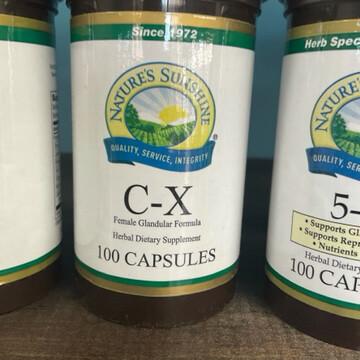 C-X (100 Caps)