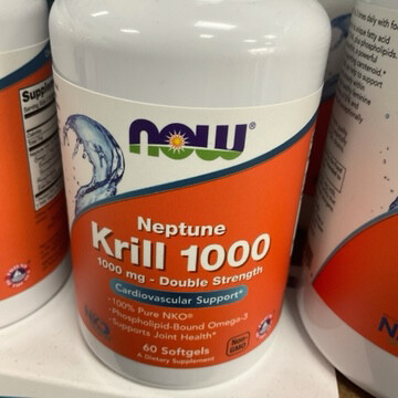 Krill Oil 1000mg 60ct