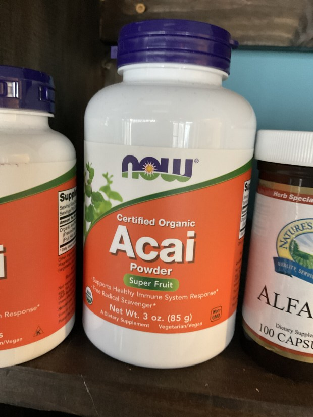 Acai Powder 3oz