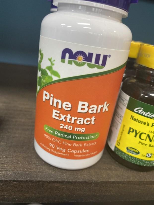 Pine Bark Extract 240mg 90ct