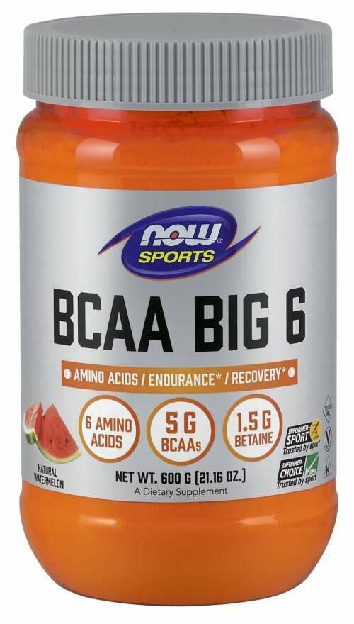 BCAA Big 6 Watermelon