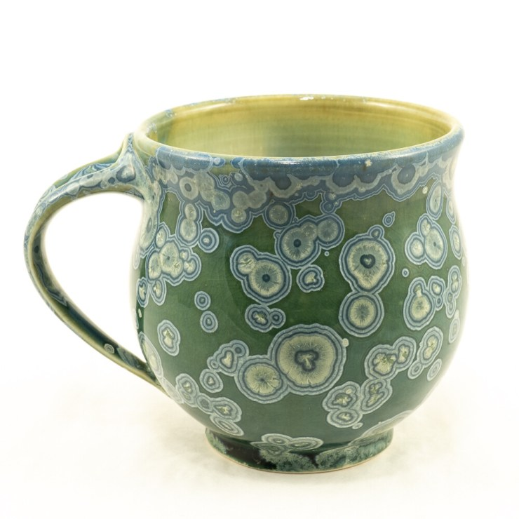 Crystalline Glaze Mug by Andy Boswell #ABM0007076