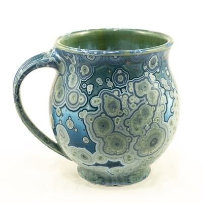 Crystalline Glaze Mug by Andy Boswell #ABM2010002