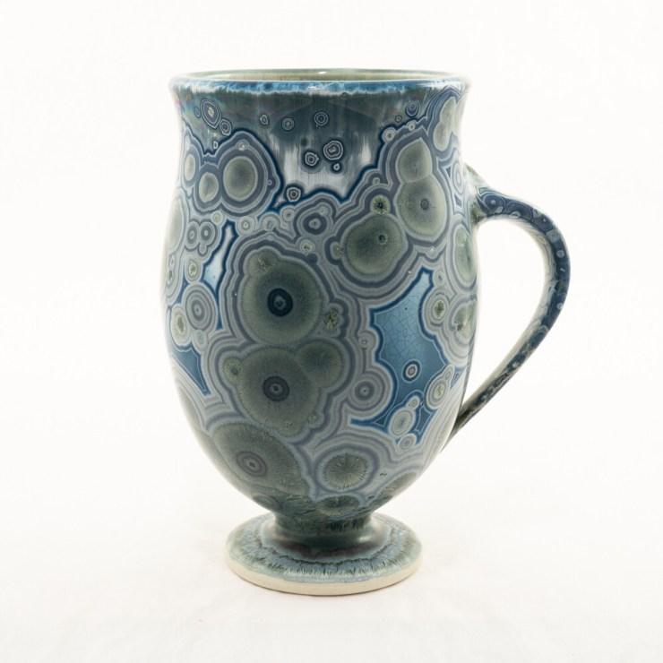 Crystalline Glaze Latte Mug By Andy Boswell ABM2011101