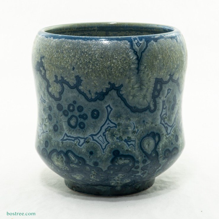 Crystalline Glaze Yunomi Cup Andy Boswell #ABW200020c