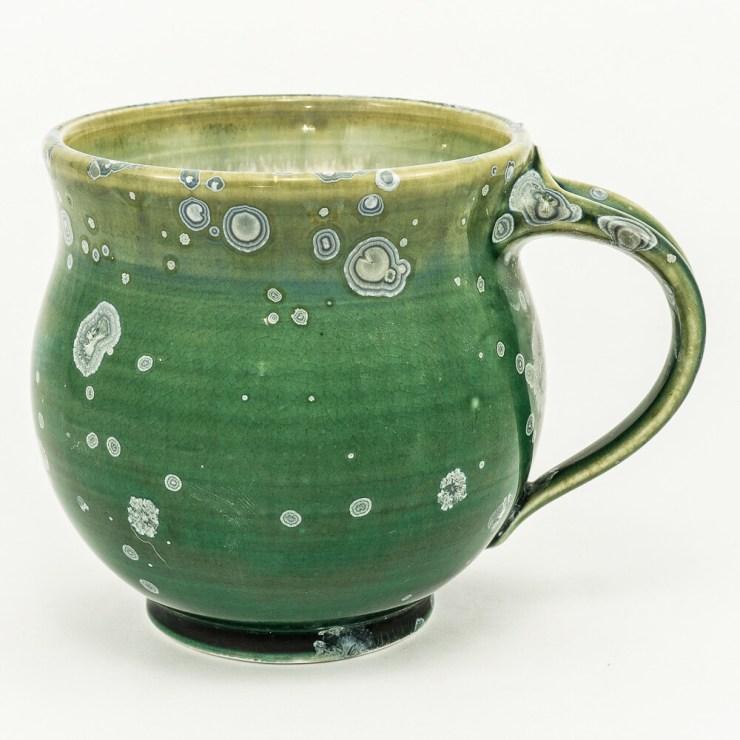 Crystalline Glaze Mug by Andy Boswell #ABM1800633