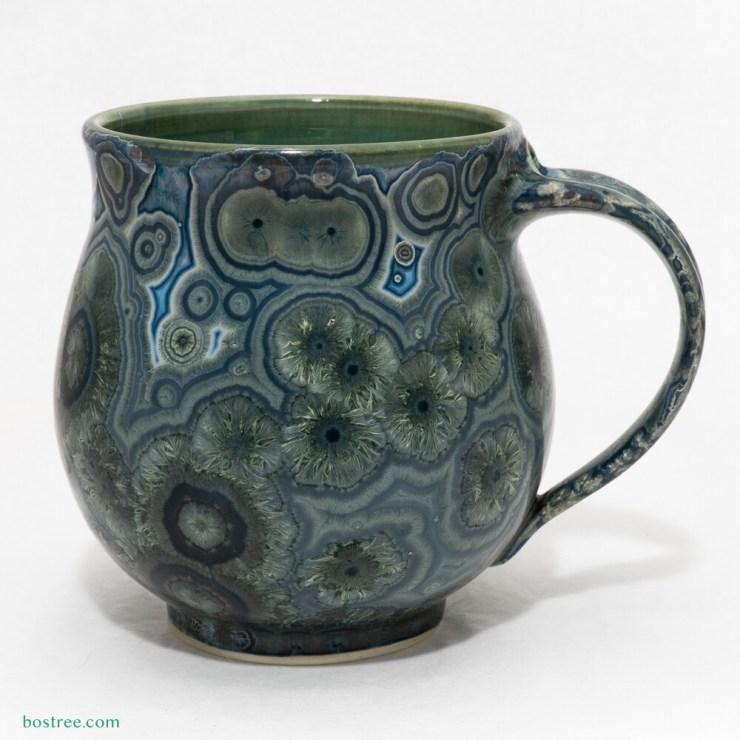 Crystalline Glaze Mug by Andy Boswell #ABM2103006