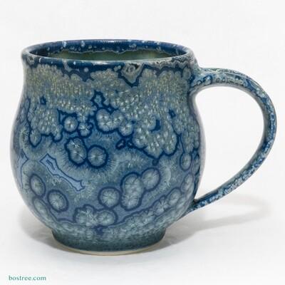 Crystalline Glaze Mug by Andy Boswell #ABM2103008