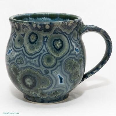 Crystalline Glaze Mug by Andy Boswell #ABM2103003