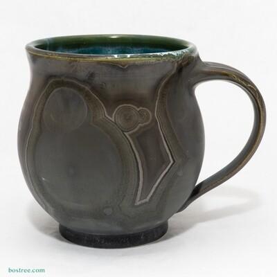 Crystalline Glaze Mug by Andy Boswell #ABM2103011