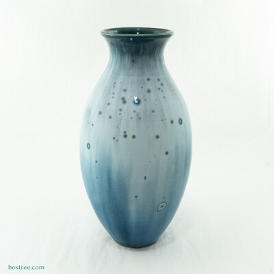Crystalline Glaze Vase by Andy Boswell #ABV0106