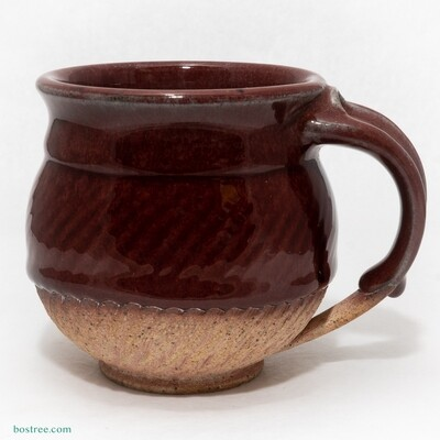 Stoneware Mug 12 Oz by Andy Boswell