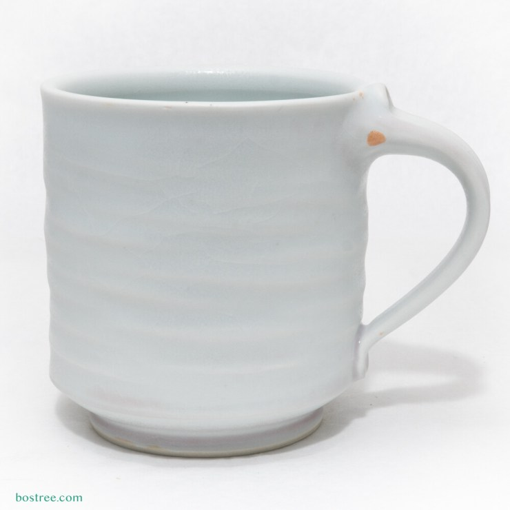 Porcelain Mug 10oz by Andy Boswell