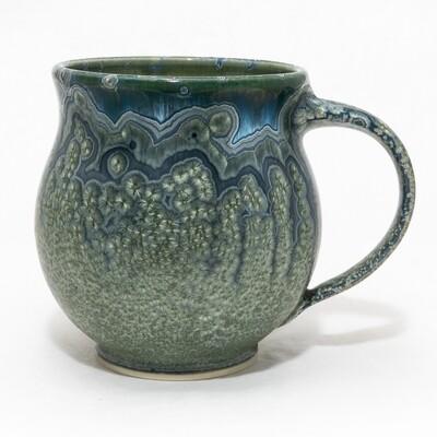 Crystalline Glaze Mug by Andy Boswell 01166