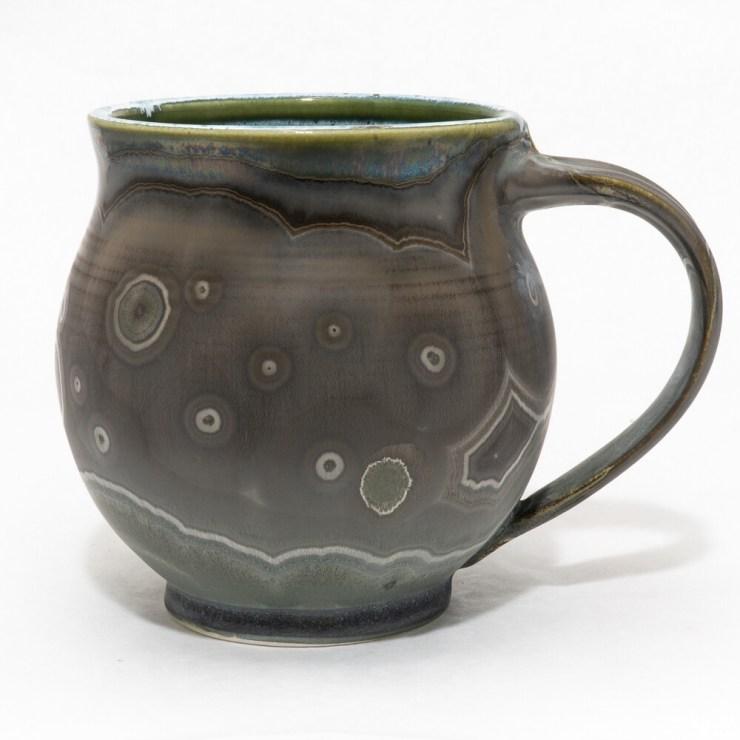 Crystalline Glaze Mug by Andy Boswell 01176