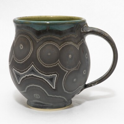 Crystalline Glaze Mug by Andy Boswell 210151
