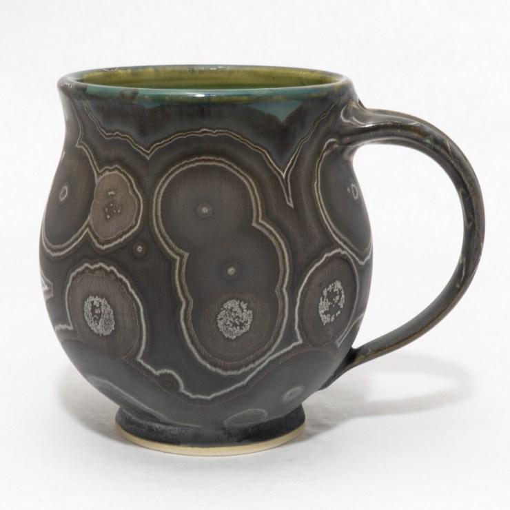 Crystalline Glaze Mug by Andy Boswell 210152
