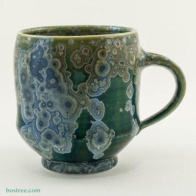 Crystalline Glaze Mug by Andy Boswell #AB00550