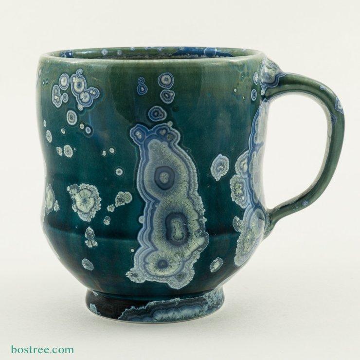 Crystalline Glaze Mug by Andy Boswell #ABM00525