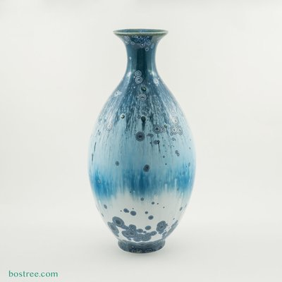 Crystalline Glaze Vase by Andy Boswell #ABV0041