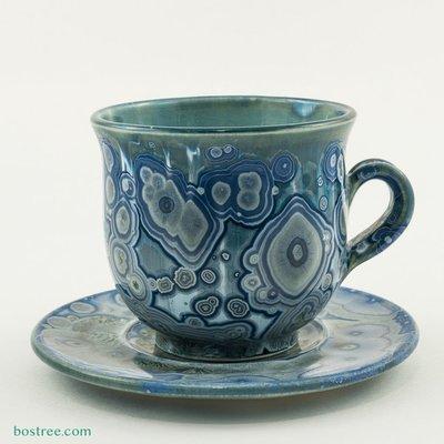 Crystalline Glaze Mug by Andy Boswell #ABCS009